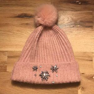Vitoria secret pink hat